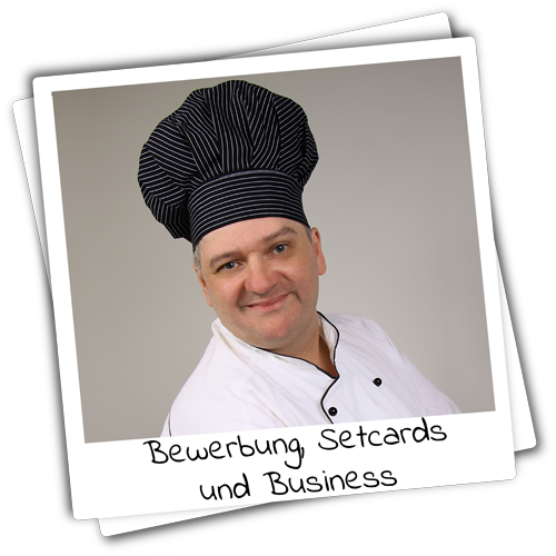 Voschaubild Bewerbungsfotos, Businessfotos & Setcards